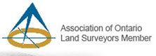 Association of Ontario Land Surveyors website